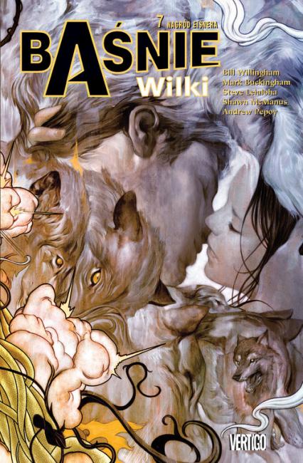 Baśnie Wilki Tom 8 Komiks - Bill Willingham   okładka