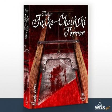 Terror - Teodor Jeske-Choiński | okładka