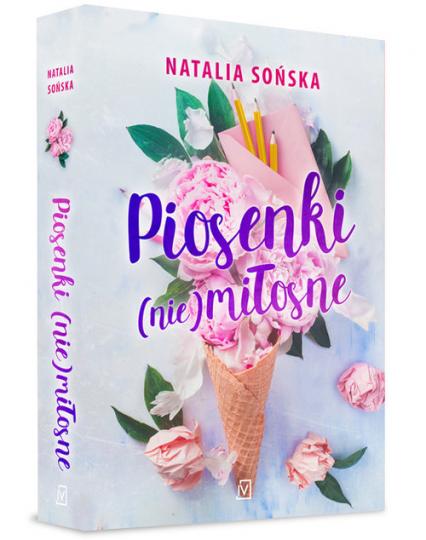 Piosenki (nie)miłosne - Natalia Sońska | okładka
