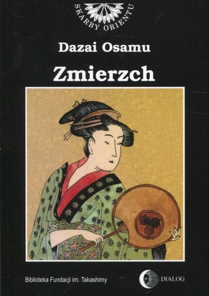 Zmierzch - Dazai Osamu | okładka