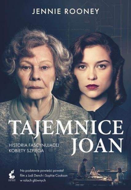 Tajemnice Joan - Jennie Rooney   okładka