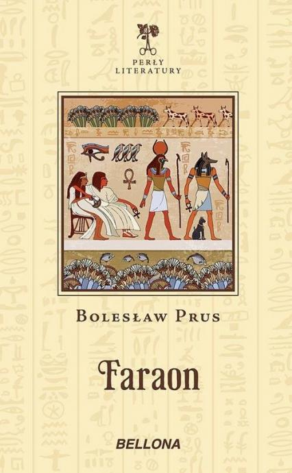 Faraon - Bolesław Prus | okładka