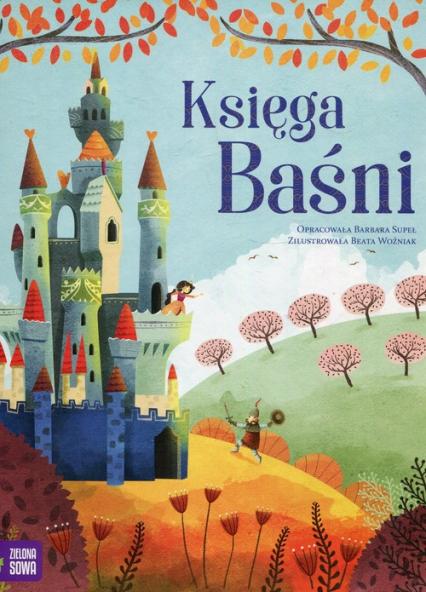 Księga baśni - Barbara Supeł | okładka
