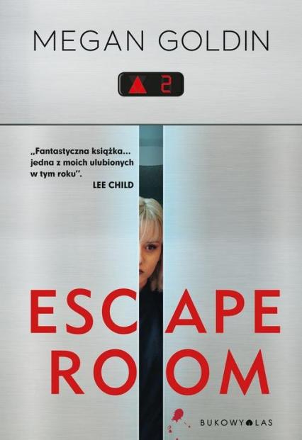 Escape room - Megan Goldin   okładka