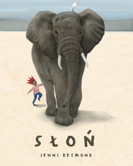Słoń - Jenni Desmond | okładka