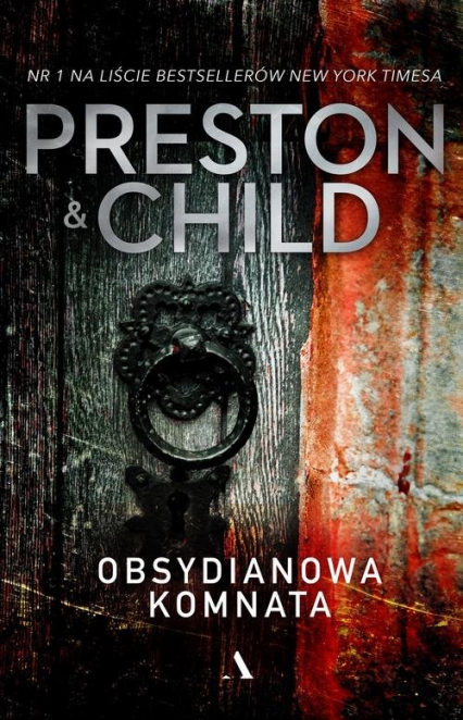 Obsydianowa komnata - Preston Douglas, Child Lincoln | okładka