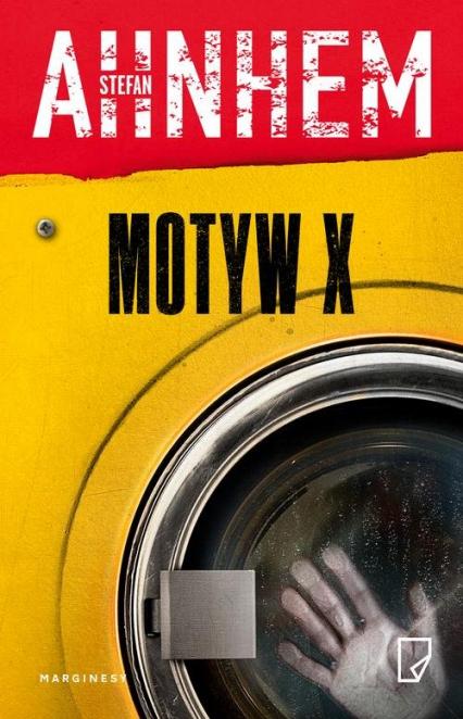 Motyw X - Stefan Ahnhem | okładka