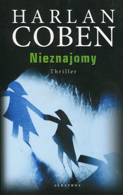 Nieznajomy - Harlan Coben   okładka