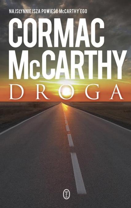 Droga - Cormac McCarthy | okładka