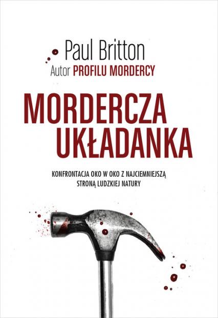 Mordercza układanka - Paul Britton | okładka