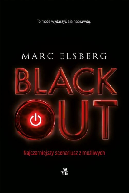 Blackout - Marc Elsberg | okładka