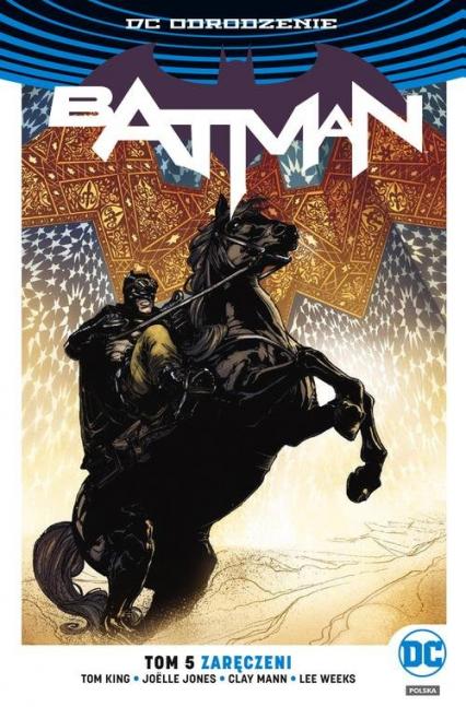Batman Tom 5 Zaręczeni - Tom King | okładka