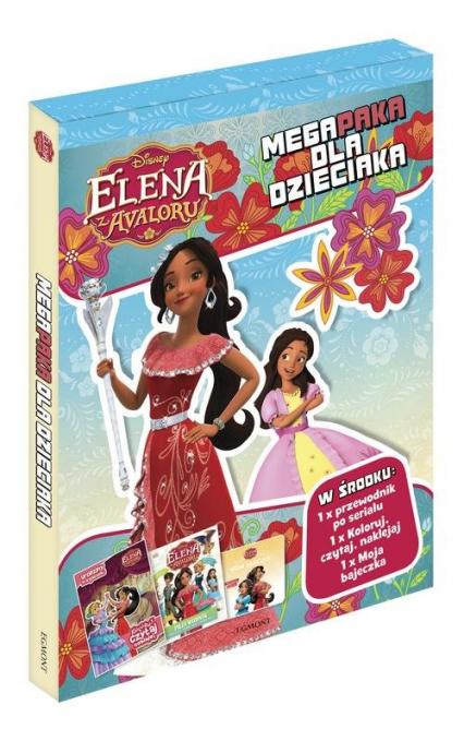 Elena z Avaloru Megapaka dla dzieciaka - zbiorowe opracowanie | okładka