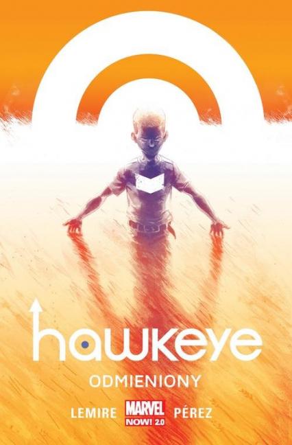 Hawkeye Tom 1 Odmieniony - Jeff Lemire | okładka