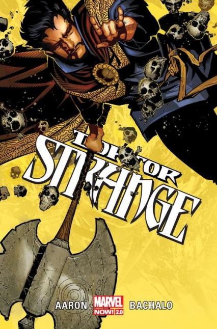 Doktor Strange - Jason Aaron | okładka