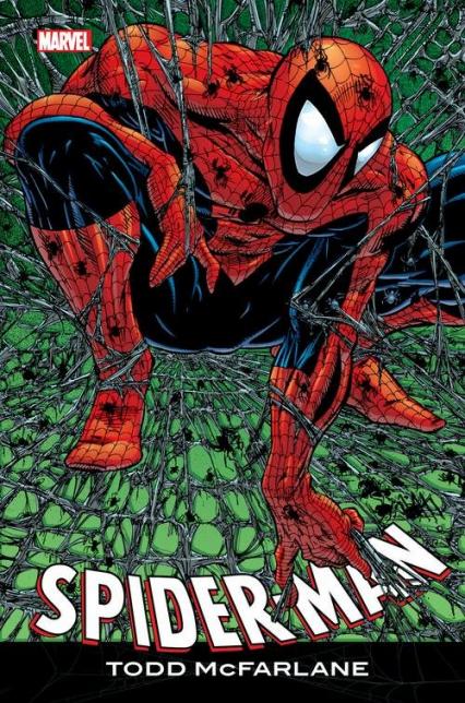 Spider-Man - McFarlane Todd, Liefeld Rob, Niecieza Fabian | okładka