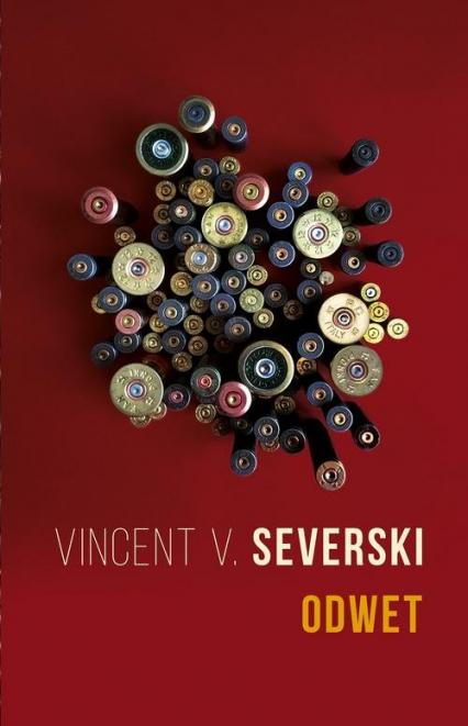 Odwet  - Vincent V. Severski | okładka