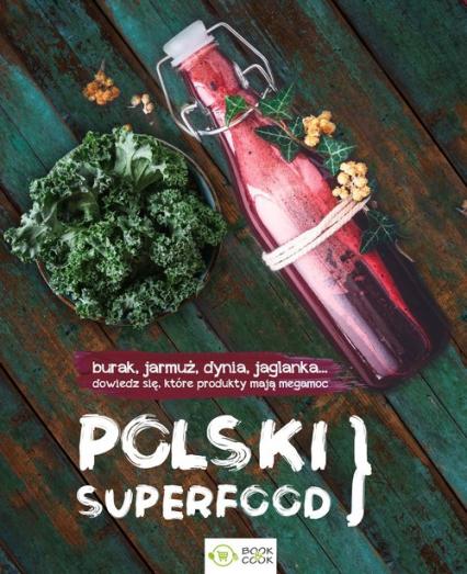 Polski superfood -  | okładka
