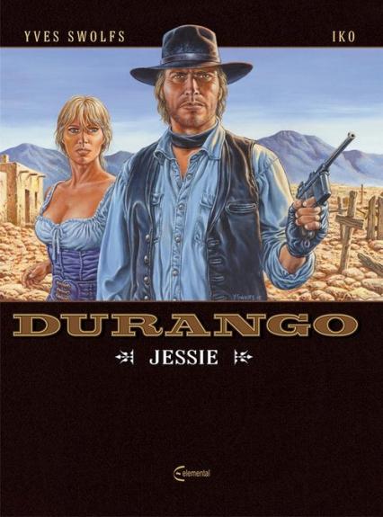 Durango 17 Jessie - Swolfs Yves   okładka