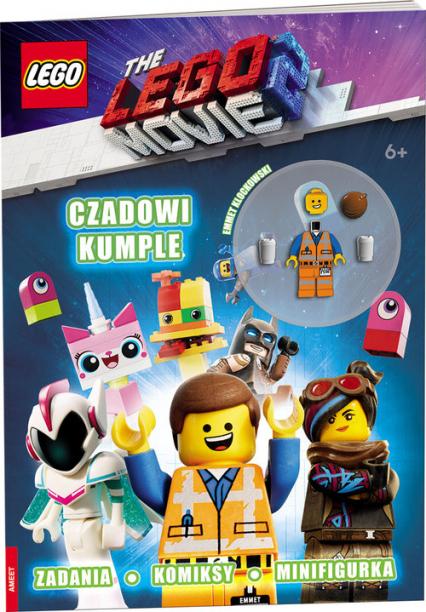 LEGO Movie 2 Czadowi kumple LNC-6051 - zbiorowe opracowanie | okładka