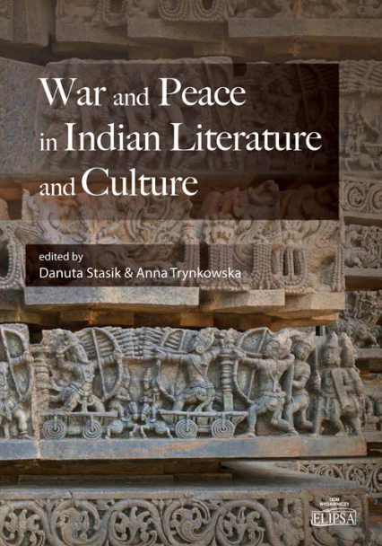 War and Peace in Indian Literature and Culture -  | okładka