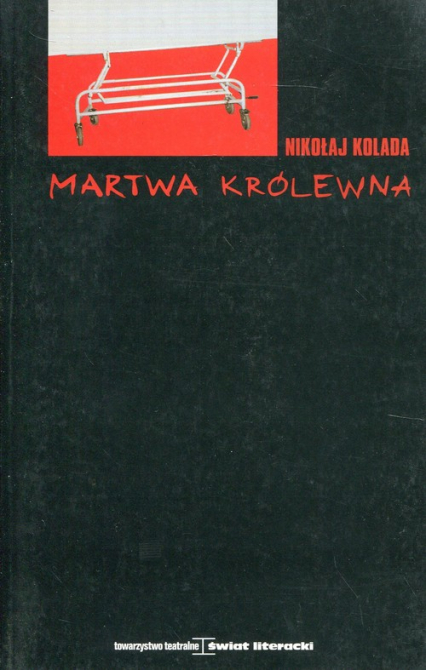 Martwa królewna - Nikołaj Kolada   okładka