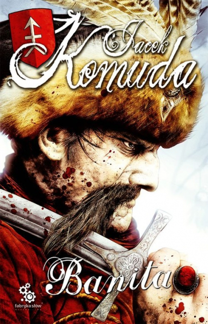 Banita - Jacek Komuda | okładka