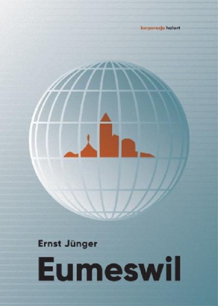 Eumeswil - Ernst Junger   okładka