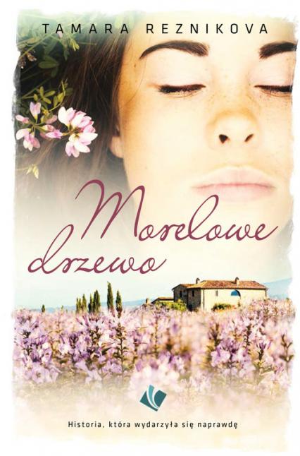 Morelowe drzewo - Tamara Reznikova   okładka
