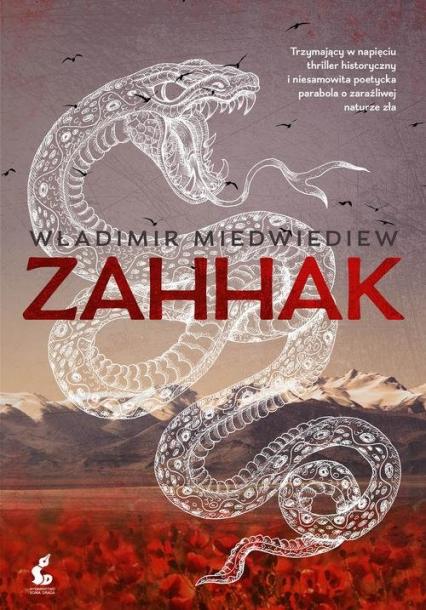 Zahhak - Władimir Medwiediew | okładka
