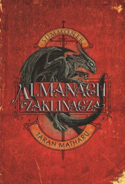 Summoner Zaklinacz Almanach zaklinacza - Tharan Matharu | okładka
