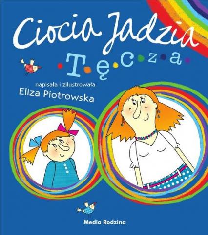 Ciocia Jadzia 2 Tęcza - Eliza Piotrowska | okładka