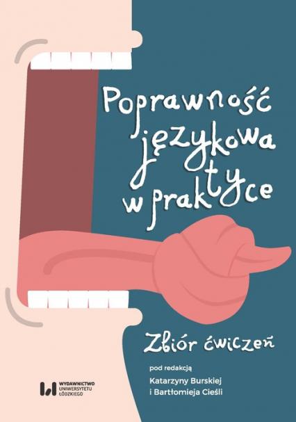 Poprawność językowa w praktyce Zbiór ćwiczeń -  | okładka