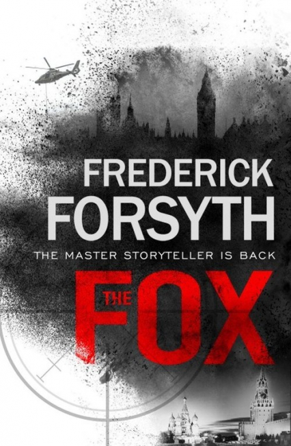The Fox - Frederick Forsyth | okładka