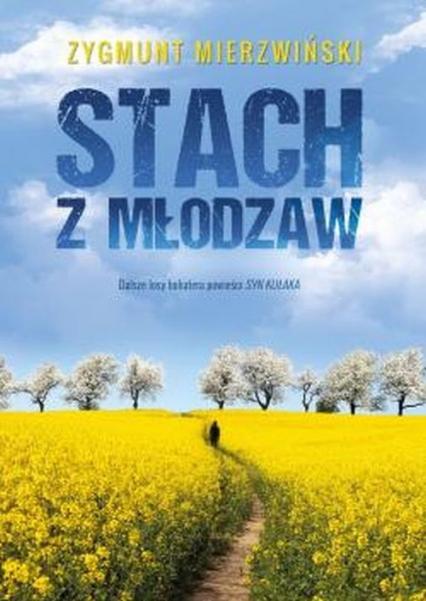 Stach z Młodzaw - Zygmunt Mierzwiński | okładka