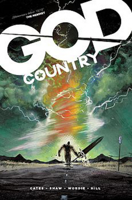 God Country - Donny Cates | okładka