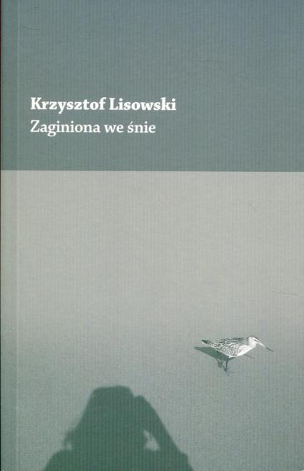Zaginiona we śnie - Krzysztof Lisowski | okładka