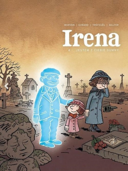 Irena 4 Jestem z ciebie dumny / Timof - zbiorowa praca | okładka