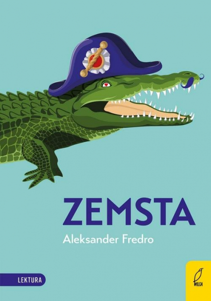 Zemsta - Aleksander Fredro | okładka