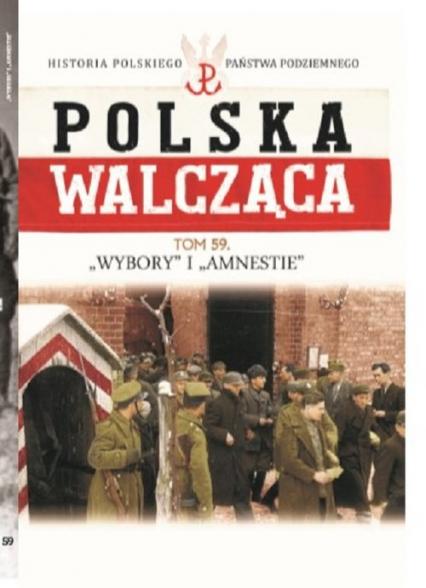 Polska Walcząca Tom 59 -  | okładka