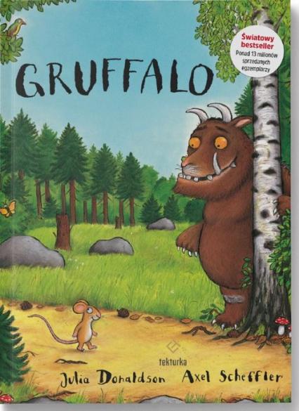 Gruffalo - Julia Donaldson | okładka