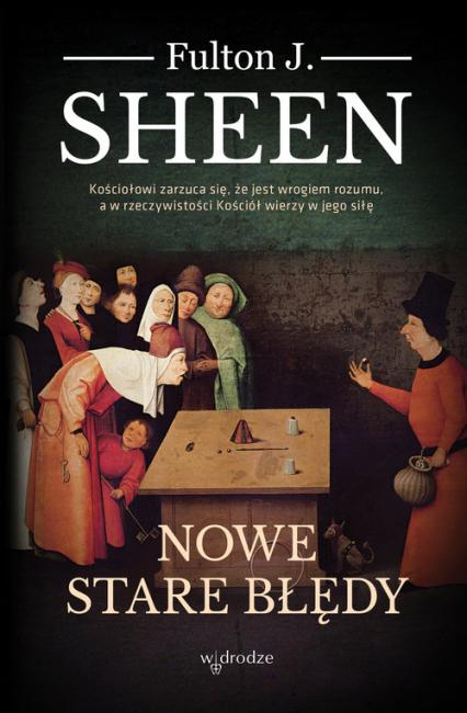 Nowe stare błędy - Sheen Fulton J. | okładka