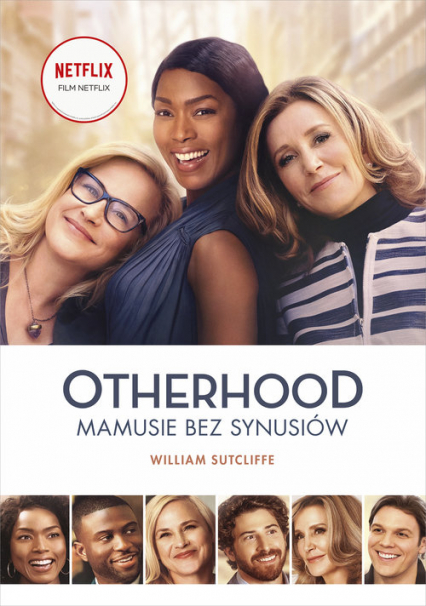 Otherhood Mamusie bez synusiów - William Sutcliffe | okładka