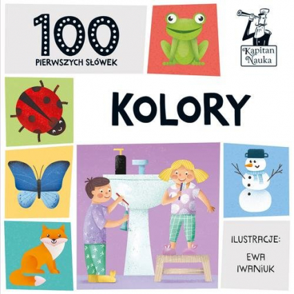 100 pierwszych słówek Kolory - zbiorowa praca | okładka