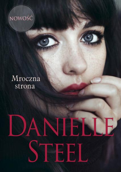 Mroczna strona - Danielle Steel  | okładka