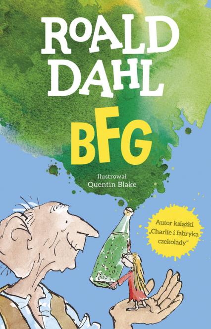 BFG - Dahl Roald | okładka