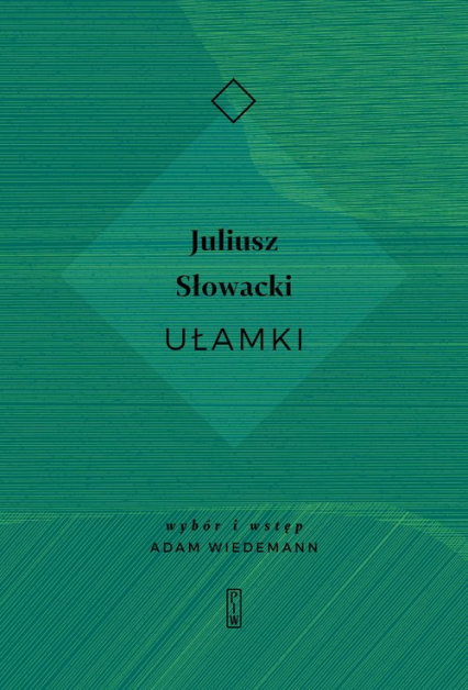 Ułamki - Juliusz Słowacki   okładka