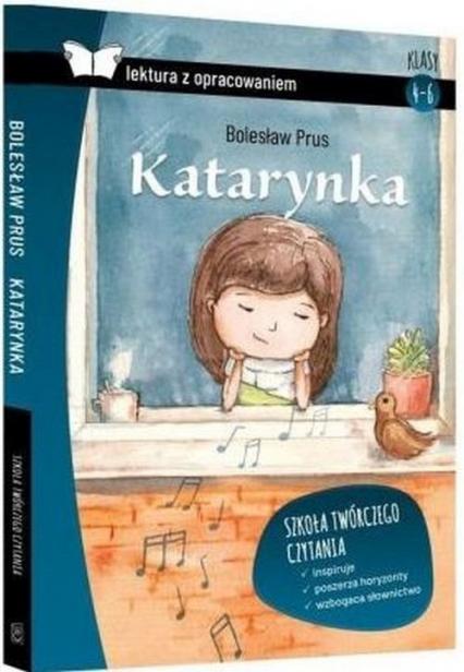 Katarynka Lektura z opracowaniem - Bolesław Prus   okładka