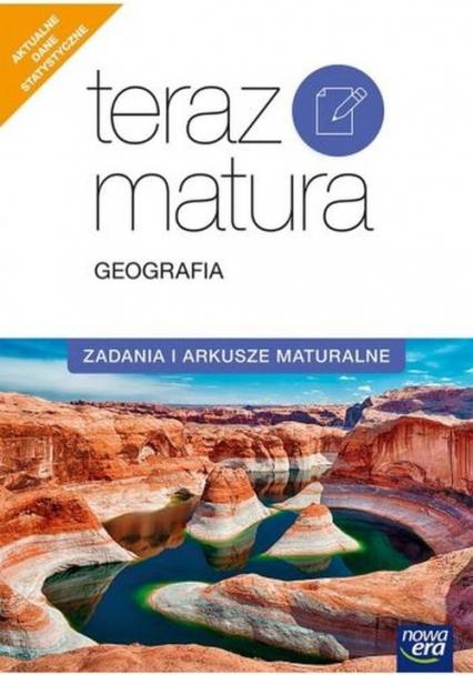 Teraz matura 2020 Geografia Zadania i arkusze maturalne Poziom rozszerzony Aktualne dane statystyczne - Violetta Feliniak | okładka