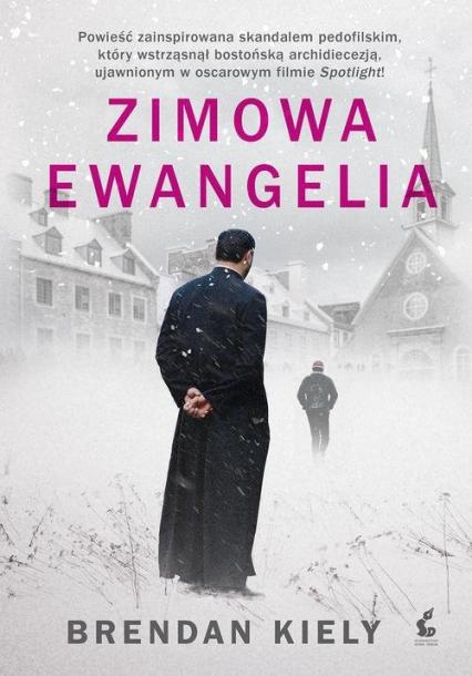 Zimowa ewangelia - Brendan Kiely   okładka